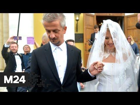 В РПЦ усомнились в искренности Собчак и Богомолова на венчании - Москва 24
