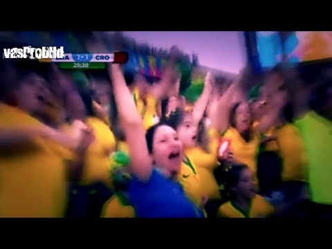 Brazil Vs Croatia World Cup 2014 Highlights(3-1) (720P HD)