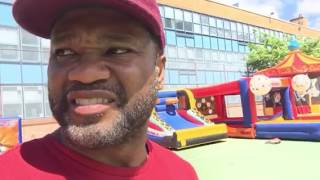 PartyallnightDJ seeing up PS146 Carnival 2017