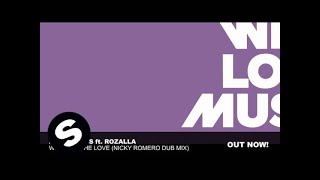 Abel Ramos ft. Rozalla - Where is the love (Nicky Romero Dub Mix)