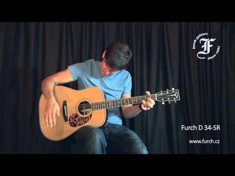Furch D34-SR Acoustic guitar