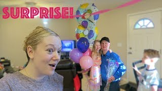 I CAN'T BELIEVE SHE DID IT | NATALIE TURNS 8