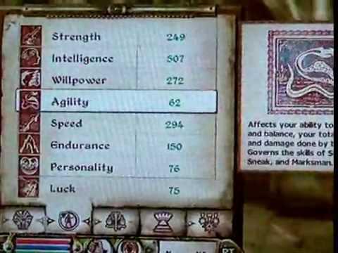 oblivion sneak cheat