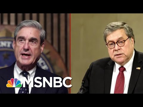President Donald Trump's Spin On The Mueller Report Not Sticking With Americans | Deadline | MSNBC