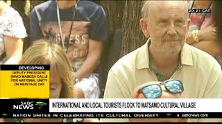 Tourists experience African culture and heritage in Mpumalanga
