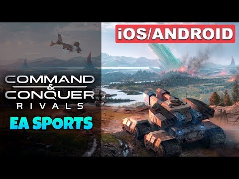 Command And Conquer: Rivals - Android / IOS Gameplay