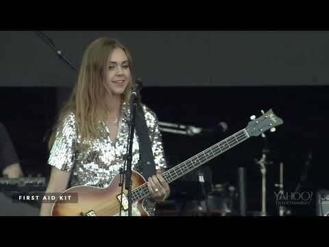 First Aid Kit Live at Life is Beautiful Festival Las Vegas 2018 Full Show