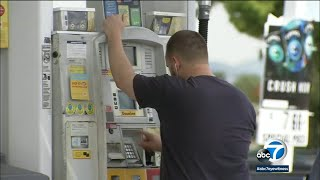 California agency says market manipulation could be factor for high gas prices I ABC7
