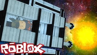 SURVIVE A SPACESHIP CRASH INTO PLANET ZORG IN ROBLOX! (Roblox Aliens)