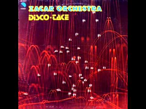 ZACAR ORCHESTRA - Superfly , 1977 , Disco , Funk , Library , 70s