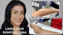 LASER HAIR REMOVAL | MY EXPERIENCE OF BODY LASER HAIR REMOVAL | MagdalineJanet