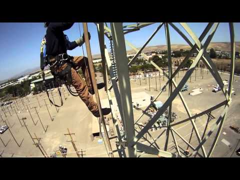how to become an aerial lineman