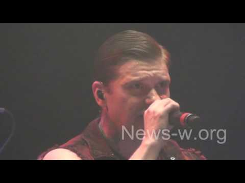 SHINEDOWN - Call Me - live Moscow, YOTASPACE 22.06.2016