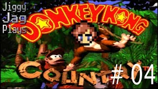 Jiggy Jag Plays - Donkey Kong Country Balls - With Quest Start - Part 4 - Forget The bananas!