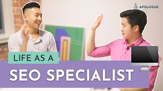 Life As A SEO Specialist