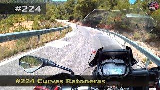 Benelli TRK 502 #224 Curvas Ratoneras [English subtitles]