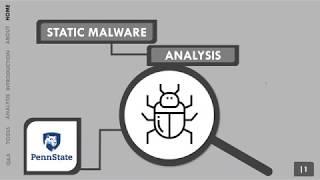 Static Malware Analysis with Security Analyst Joab Kose