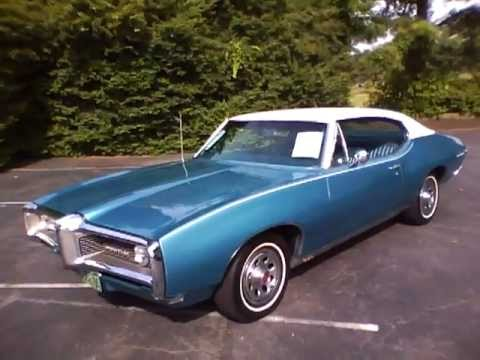 SOLD!! FOR SALE 1968 Pontiac LeMans - YouTube