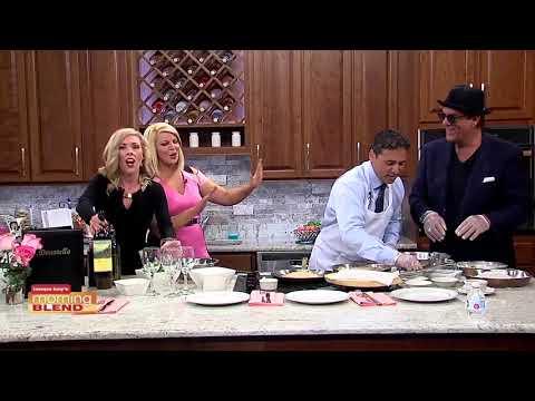Cooking with Robert Davi