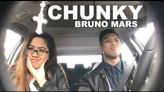 "CHUNKY - Bruno Mars ""Reaction"" 