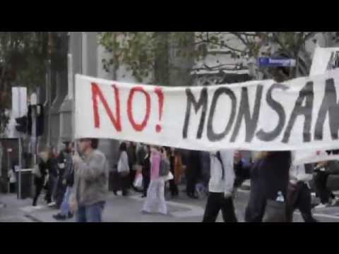 melbourne march against monsanto - 25 May 2013