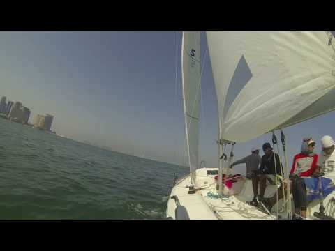 tunisia match race in Qatar
