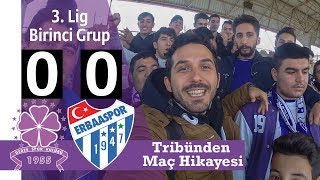 Scoutium Scout'u olarak Gebzespor-Erbaaspor maçını izledim!