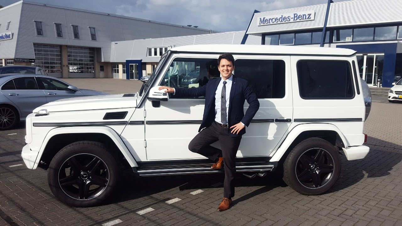 Mercedes g 350 amg impossible to drive in city 200 000 for Mercedes benz g wagon review