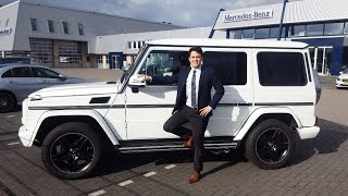 Mercedes G 350 AMG - Impossible to Drive in City? $200,000 G Class Review G Wagon Test Drive