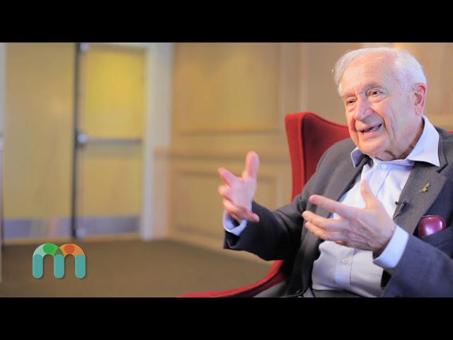 Medical Marijuana 411 Talks With Raphael Mechoulam