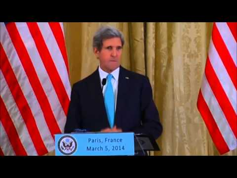 Secretary Kerry Delivers Remarks at a Meeting of International Support Group on Lebanon