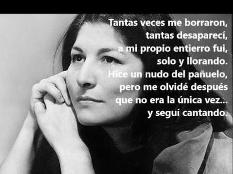 LA CIGARRA _ Mercedes Sosa