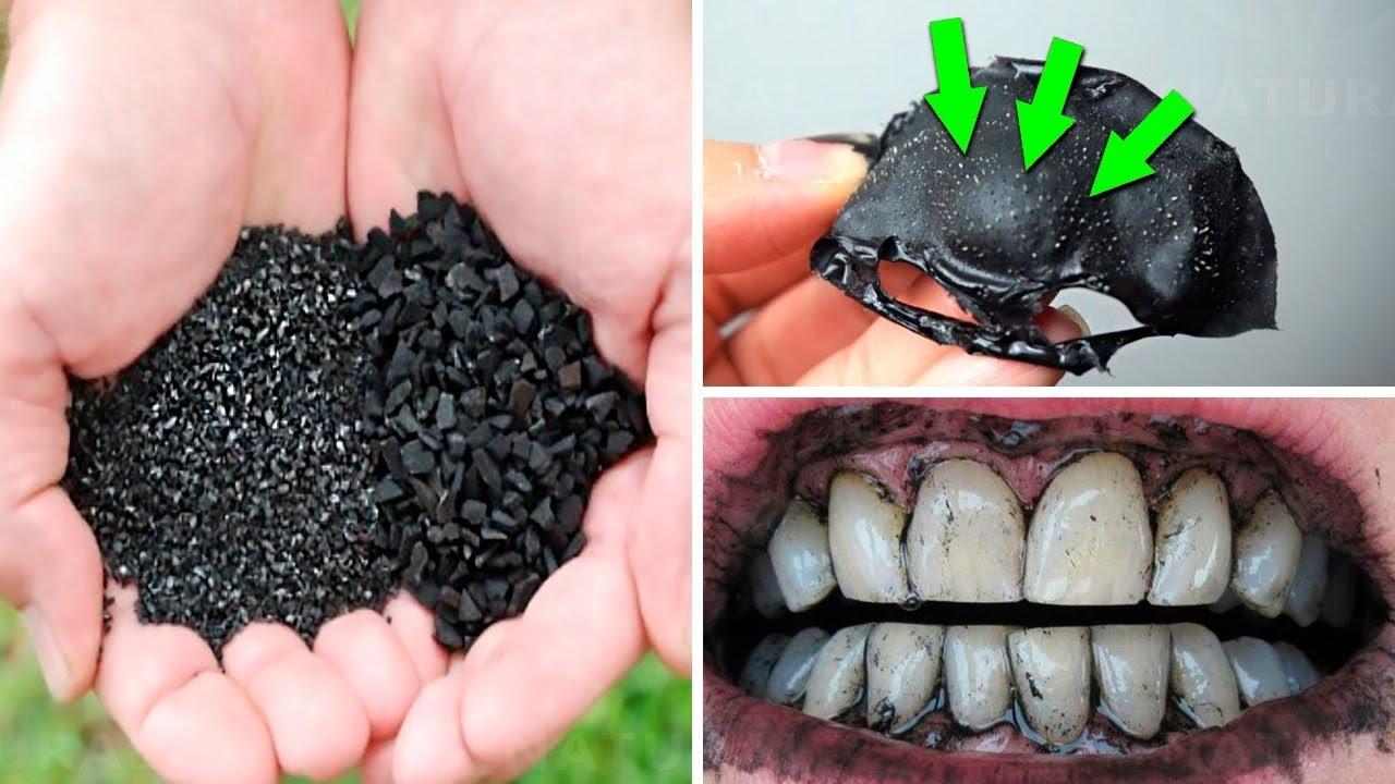 What Activated Charcoal Actually Does To Your Body