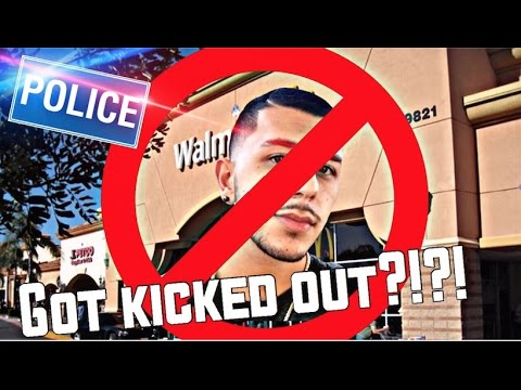 I GOT KICKED OUT FROM STORE & BANNED FOREVER!