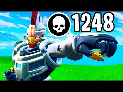 1248 KILLS In ONE GAME..!!! | Fortnite Funny And Best Moments Ep.485 (Fortnite Battle Royale)