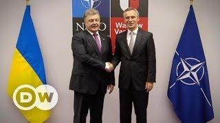 Україна-НАТО: 20 років непростих відносин | DW Ukrainian