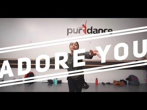 Adore You by Miley Cyrus | Jaylen Pea