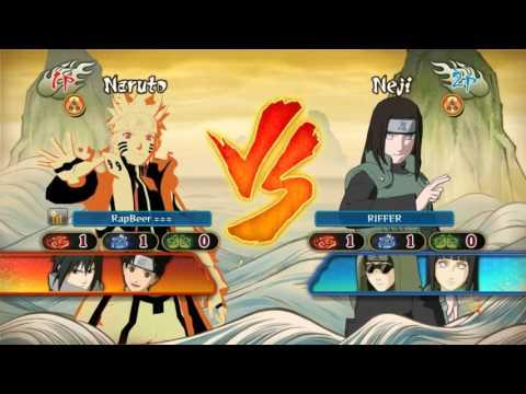 BRF Live 06 - Naruto Shippuden UNSR