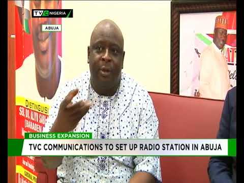 TVC Communications to set up radio station in Abuja