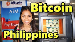 Bitcoin to Cash   Bitcoin ATM Manila Philippines