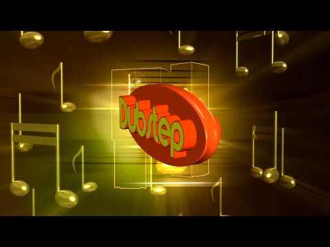 Dubstep - Music Notes in 3-D - HD Wallpaper