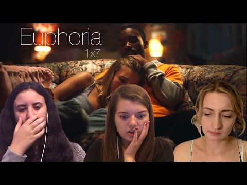 Euphoria - 1x7 'The Trials and Tribulations of Trying to Pee While Depressed' Reaction