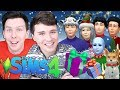 DIL 39 S FAMILY WINTERFEST Dan And Phil Play Sims 4 63 mp3