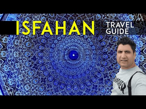 ISFAHAN a Beautiful City in IRAN