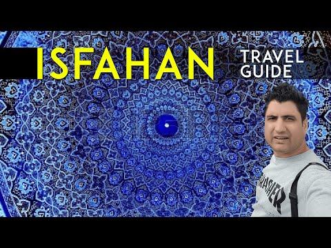 ISFAHAN a Beautiful City in IRAN