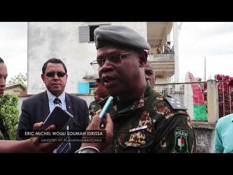 EMISSION INSPECTEUR DE POLICE NISY NAMONO DU 01 NOVEMBRE 2018 BY TV PLUS MADAGASCAR
