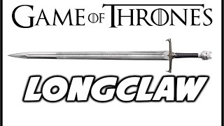 Longclaw: Ancestral Valyrian Sword of House Mormont (BOOK HISTORY)