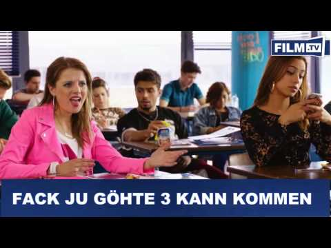Newsvideo: Fack Ju Göhte 3 kann kommen German Deutsch (2016) HD