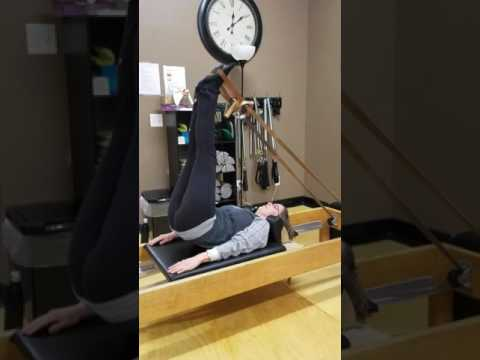 Pilates Short Spine Exercise
