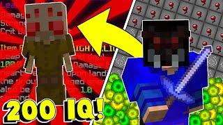 200 IQ GOD SWORD GRINDING METHOD! (GUIDE)   Minecraft HYPIXEL SKYBLOCK #2